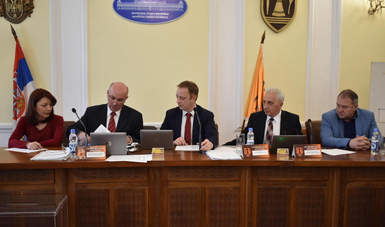 Skupština grada Požarevca