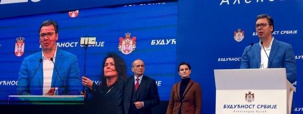 Vučić u Požarevcu