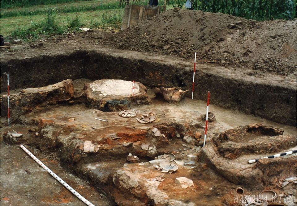 """Neolitsko naselje """"Belovode"""""""