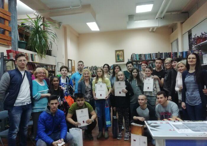 Uspešan nastup mladih recitatora